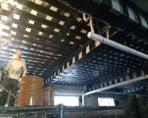 瓦房店碳纤维加固