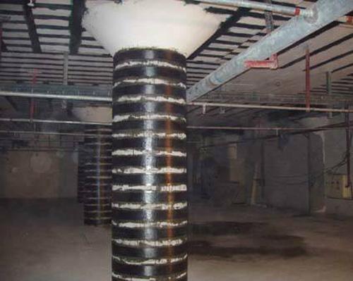 庄河碳纤维加固施工