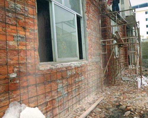 瓦房店增加截面加固