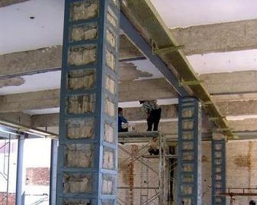 普兰店粘钢加固施工
