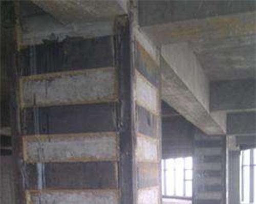 瓦房店粘钢加固施工
