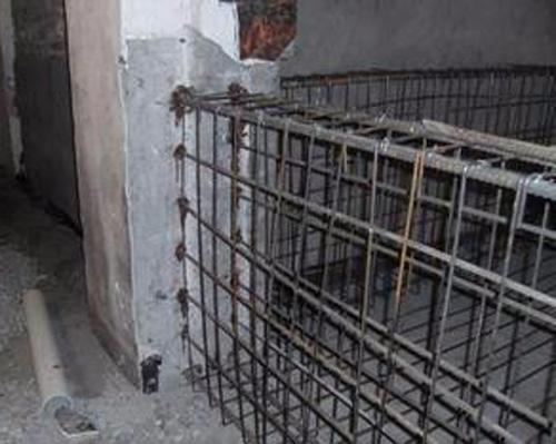 瓦房店植筋加固工程公司